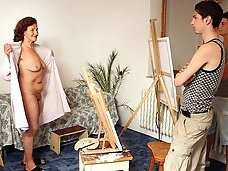 Mature models nude so