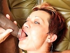 Hot mature cunt gets fucked